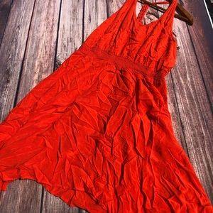 Xhilaration XL orange dress
